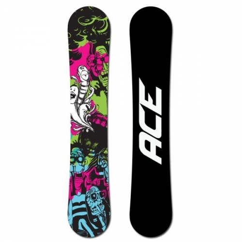 Snowboard Ace Monster - AKCE1