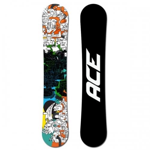 Snowboard Ace Rush1