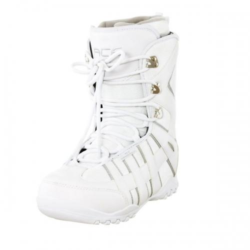 Dámské boty na snowboard Ace white - VÝPRODEJ1