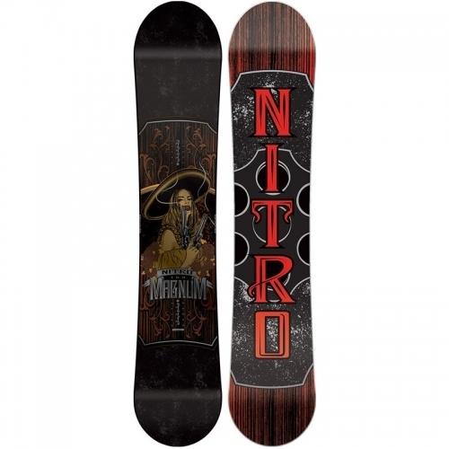 Snowboard Nitro Magnum wide (širší)  - AKCE1