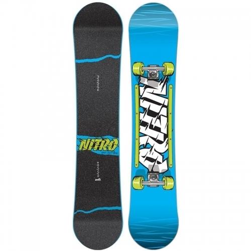 Dětský snowboard Ripper Youth wide - AKCE1