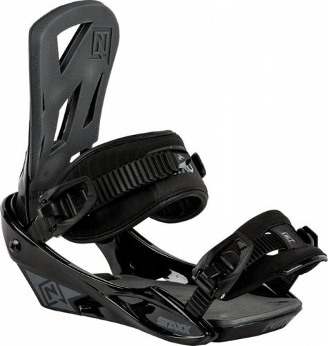 Vázání Nitro Staxx black - AKCE1