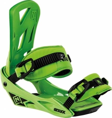 Vázání Nitro Staxx green - AKCE1