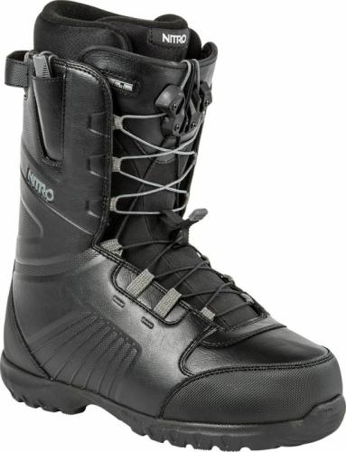 Pánské boty Nitro Nomad TLS black - AKCE1