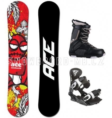 Snowboardový komplet Ace Joker - AKCE1