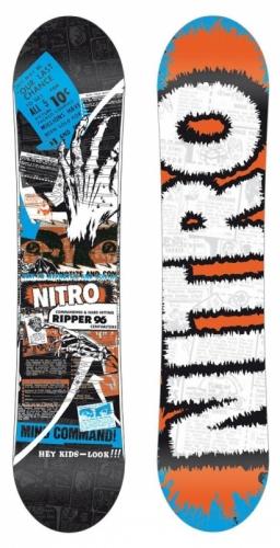 Snowboard Nitro Ripper - AKCE1