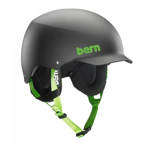 Snowboardová helma Bern Team Baker matte black - AKCE1