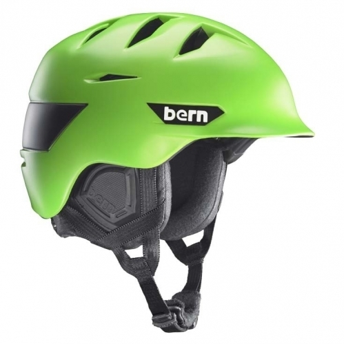Helma Bern Kingston matte neon green - AKCE1