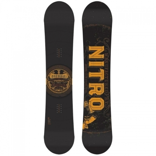 Snowboard Nitro Magnum wide širší - AKCE - AKCE1