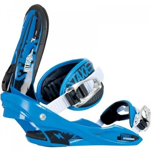 Vázání na snowboard Nitro Staxx - AKCE1