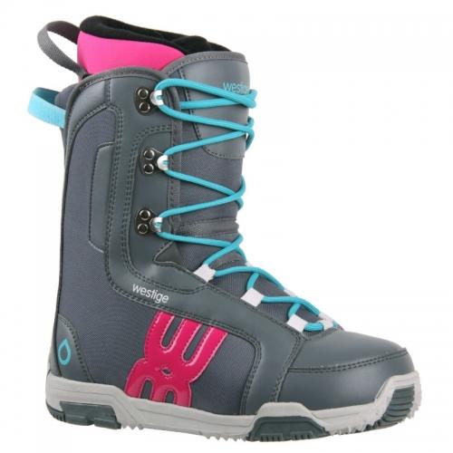 Dámské boty Westige Ema Grey1