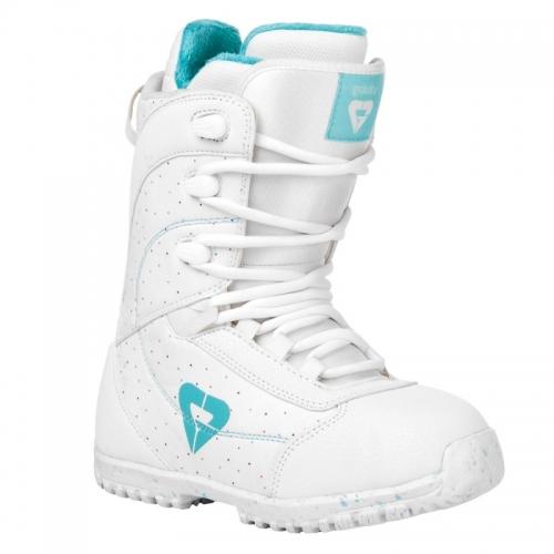 Dětské boty Gravity Micra white1