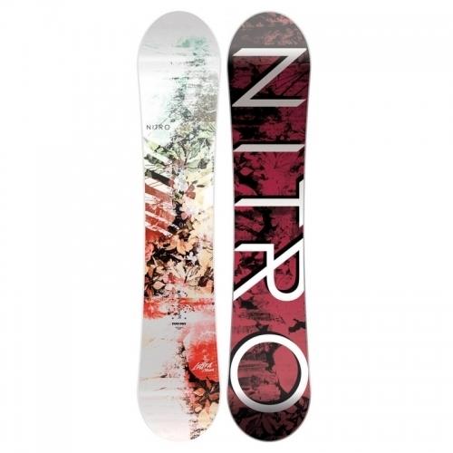 Dámský snowboard Nitro Lectra 2016/171