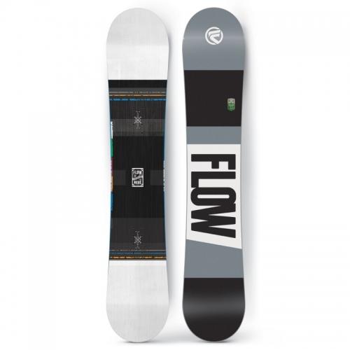 Snowboard Flow Merc White 20171