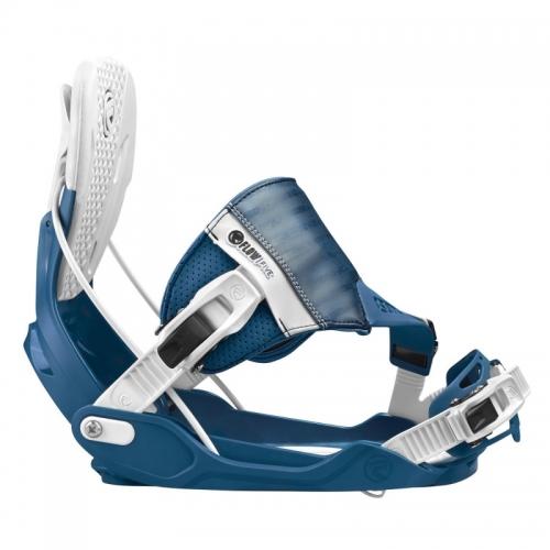Vázání Flow Five Hybrid blue - AKCE1
