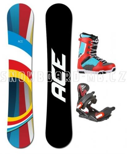 Snowboard komplet Ace B521