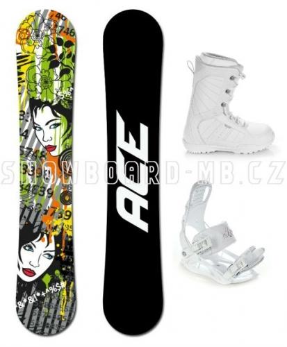 Dámský snowboardový komplet Ace Vixen1