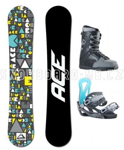 Snowboard komplet Ace Mojo1