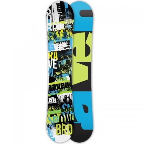 Snowboard Raven Grunge 20161
