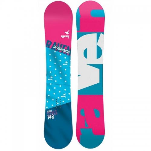 Dámský snowboard Raven Style1
