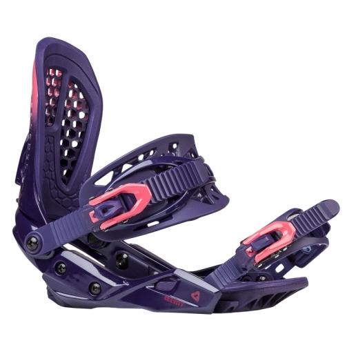 Dámské vázání Gravity G3 Lady deep purple - AKCE1