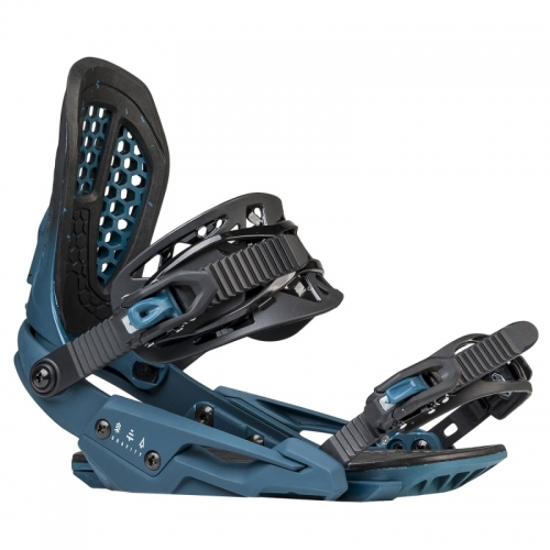 Vázání Gravity G3 blue/black fade - AKCE1