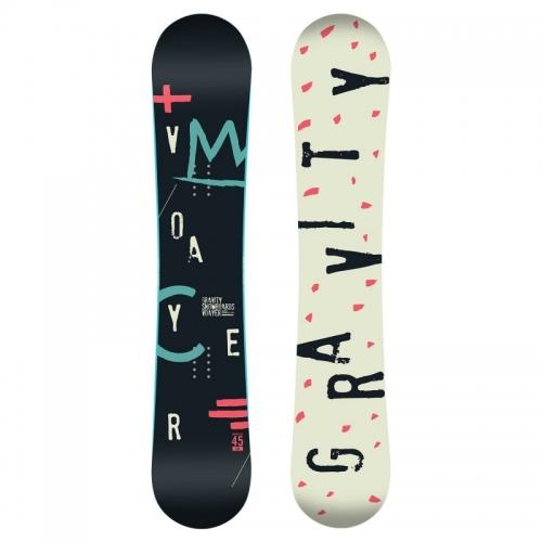 Dámský snowboard Gravity Voayer 2011