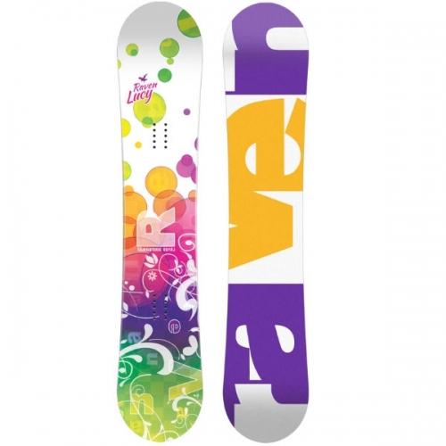Dámský snowboard Raven Lucy 17/181