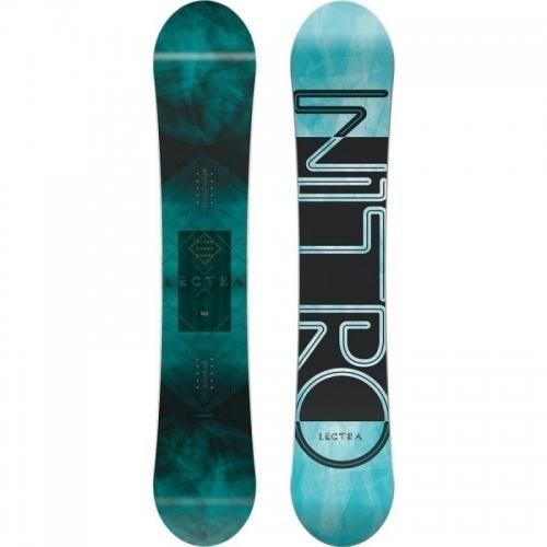 Dámský snowboard Nitro Lectra 17/181