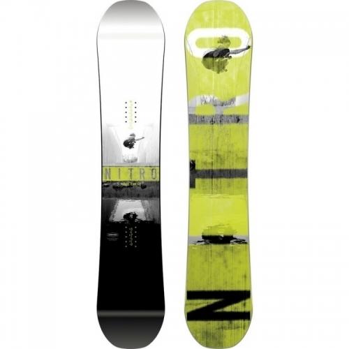Dětský snowboard Nitro Future Team 2017/181
