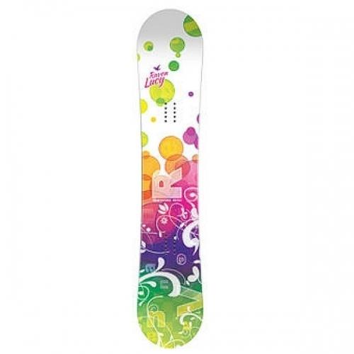 Dívčí snowboard Raven Lucy1