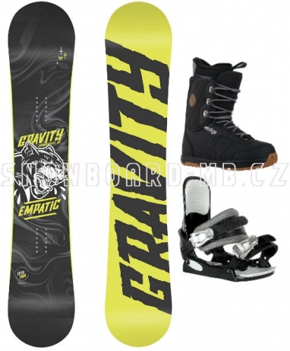 Snowboardový komplet Gravity Empatic1