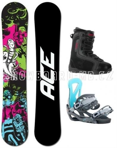 Snowboard komplet Ace Monster1