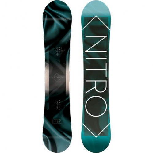 Dámský snowboard Nitro Lectra 20191