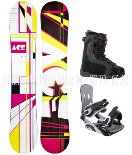 Dámský snowboardový set Ace Oddity S31