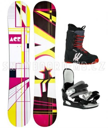 Dámský snowboardový komplet Ace Oddity S31