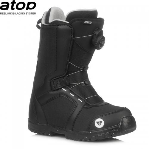Dětské boty Gravity Micro Atop black1