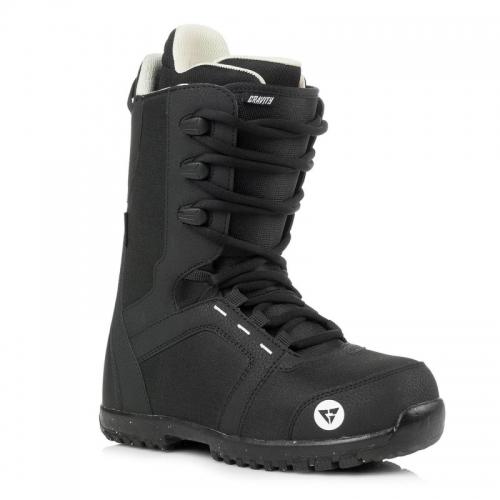 Dětské boty Gravity Micro black1