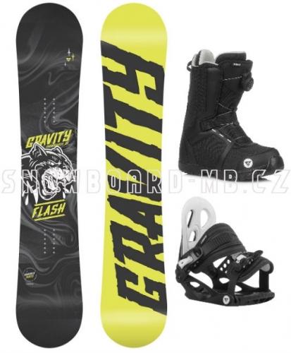 Dětský komplet Gravity Flash (boty s kolečkem)1