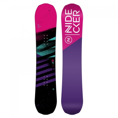 Snowboard Nidecker Micron Flake1