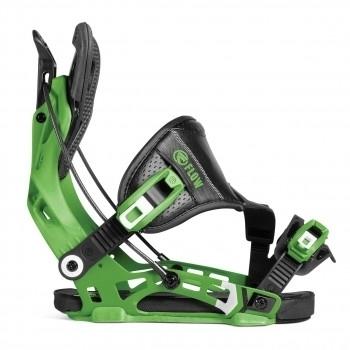 Vázání Flow NX2 Hybrid green1
