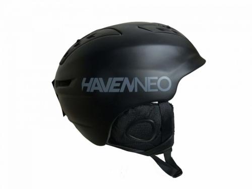 Helma Haven Neo matt black uni1