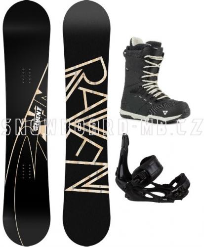 Snowboardový komplet Raven Element1