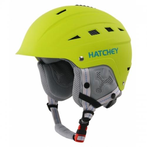 Dětská helma Hetchay Vitall kids green1