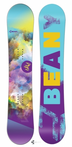 Dívčí snowboard Beany Meadow1