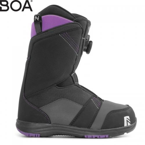 Dámské boty Nidecker Maya Boa black1