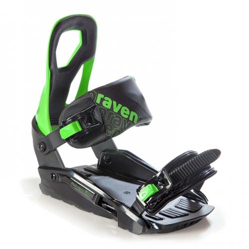 Vázání Raven s200 green1