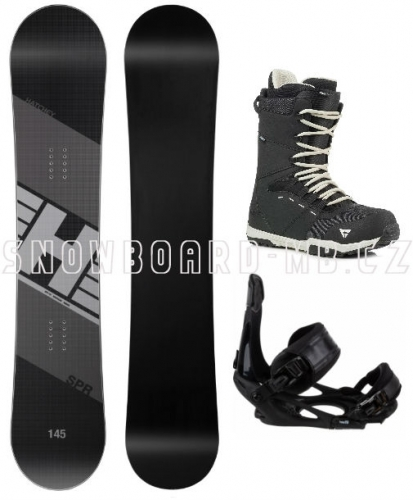 Snowboardový pánský komplet Hatchey SPR1
