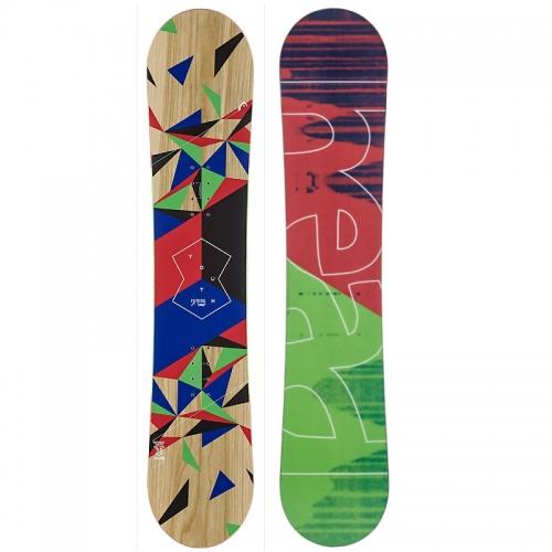 Dětský snowboard Head Defiance youth1