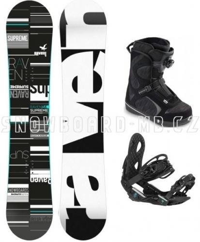 Dámský komplet Raven Supreme (boty s kolečkem)1